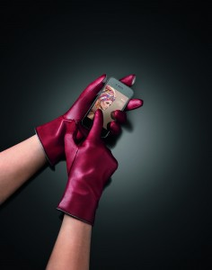 Leather Touch Gloves Woman_450