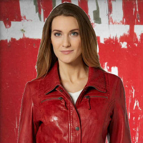 Trendfarbe: Rot