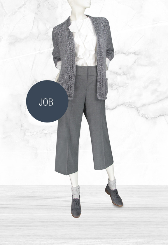 Culottes Business