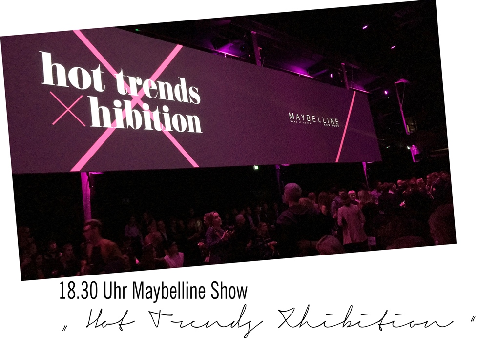 Montagabend hot trendy xhibition
