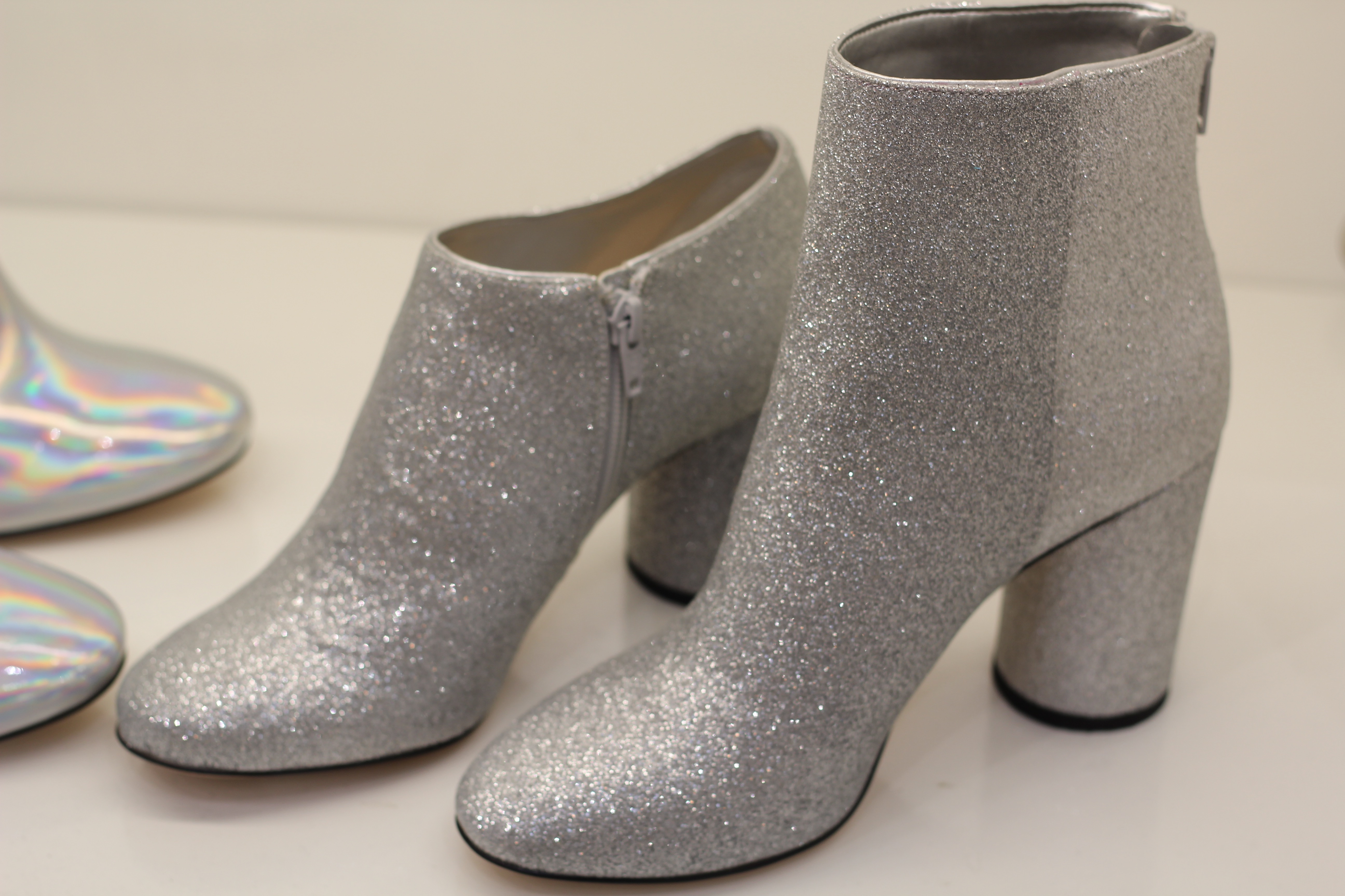 Katy Perry Collections Glitzer Schuhe GDS