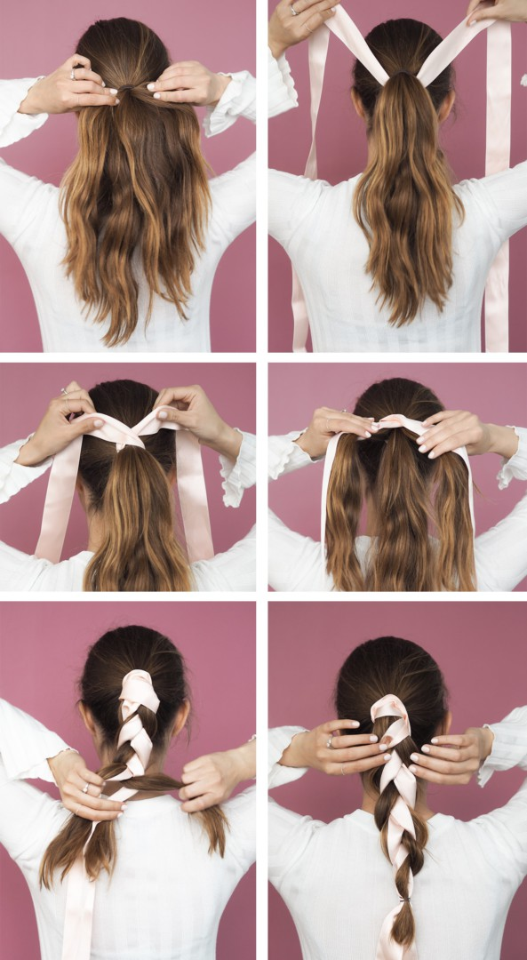 How to Accessorized Braid