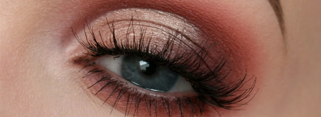 Augen Make-Up mit Too Faced und Huda Beauty Step by Step