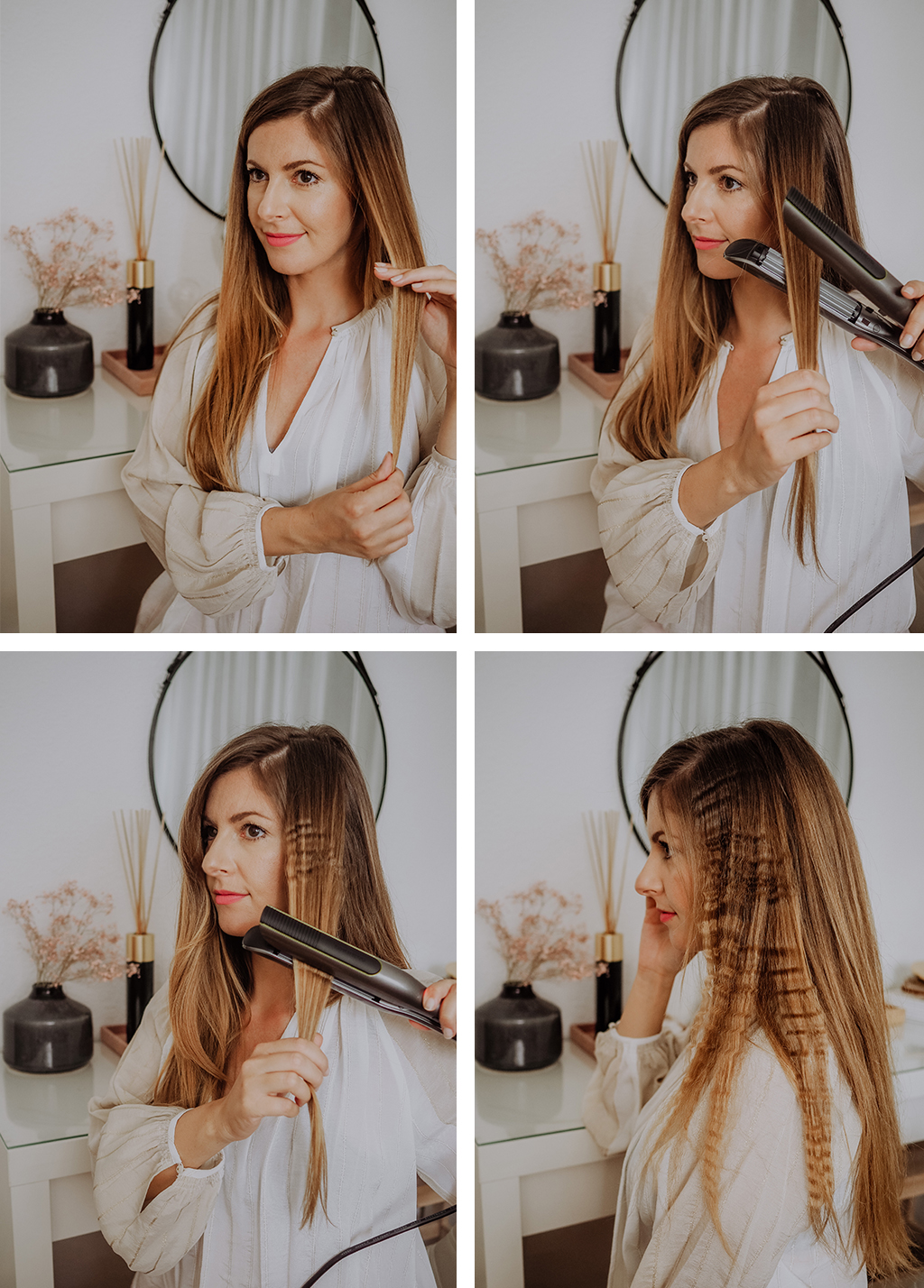 Tutorial Crimped Hair