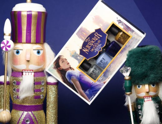 O.P.I. Limited Edition The Nutcracker and the four Realms - Miniset